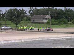 Bay St. Louis, Mississippi | BP Oil Spill Scenes | http://newsocracy.tv