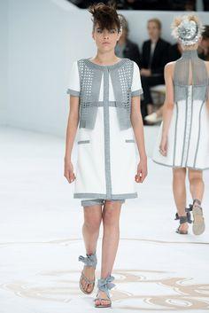 Chanel Autumn Winter 2014/15 - París Haute Couture