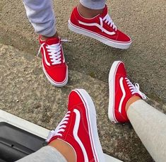 Nordstrom Vans Reissue Sneaker Red vans hi sneakers vans sneakers sneaker inspiration red lace up sneakers Vans Sneakers, Sneakers Fashion, Fashion Shoes, Bridal Shoes, Wedding Shoes, Cute Shoes, Me Too Shoes, Cute Vans, Sock Shoes