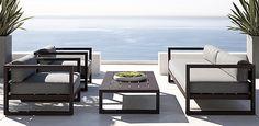 Aegean Bronze (Outdoor Furniture CG) | Restoration Hardware