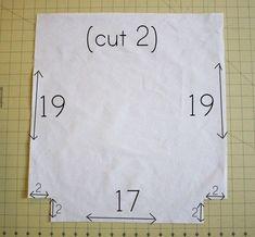 Defter Görünümlü Çanta Yapımı 1