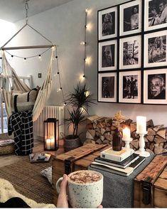 Bohemain Stylish Interior Wohnaccessoires Boho Bedroom Bohemain chair Decoration Home Interior stylis Stylish Wohnaccessoires Decor, Interior Design Living Room, Interior Design, Living Room Decor, Home Decor, Stylish Interiors, Rustic Living Room, Inspired Homes, Apartment Decor