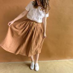 aime comme Marrakech - Aime comme Marie Marrakech, Aime Comme Marie, Midi Skirt, Skirts, Diy, Fashion, Pretty Sandals, Woman, Paper Pieced Patterns