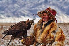Kazakh Eagle Hunters - Andrew Newey - Photography & Film
