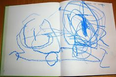 Pre-school Journaling - What Do We Do All Day?
