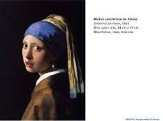 Resultado de imagem para Caravaggio mulher com brinco de pérola