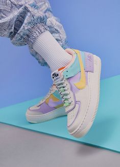 How to get Nike Air Force 1 Shadow Edition at online store Zapatillas Nike Air Force, Tenis Nike Air, Nike Af1, Nike Air Jordans, Sneakers Fashion, Fashion Shoes, Shoes Sneakers, Yeezy Shoes, Cute Sneakers For Women