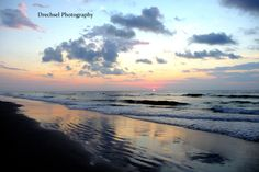 """""""Whatever we plant in our subconscious mind and nourish with repetition and emotion will one day become a reality."""" - Earl Nightingale. Wrightsville Beach, NC."""