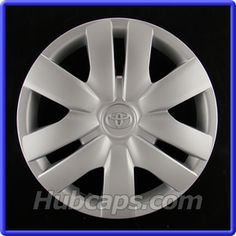 Toyota Yaris Hubcaps, Center Caps & Wheel Covers - Hubcaps.com #toyota #toyotayaris #yaris #hubcaps #wheelcovers