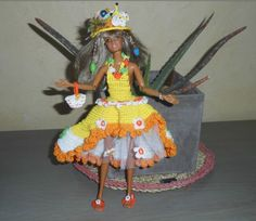 d'Elise Barbie, Crochet, Harajuku, Captain Hat, Creations, Hats, Style, Fashion, Color