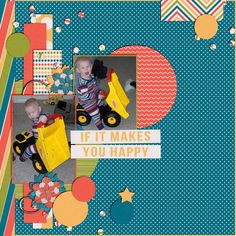 Blue Heart Scraps Pure happiness http://store.gingerscraps.net/Pure-Happiness.html Clever Monkey Graphics by Tracey Monette June Chat template.