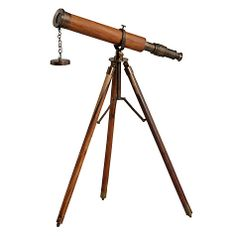 """Parlane Sheesham Telescope On Stand at johnlewis.com"" - this is no longer available but something in a similar vein would be incredible."