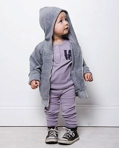 Oh dear lord this will be our future son haha just like daddy with his hoodies! <3