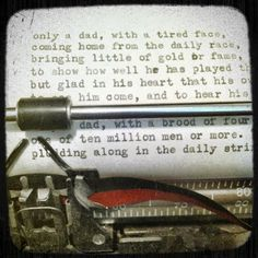 sweet father's day poem.