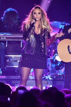 32305e4442 Miranda Lambert performs  Pink Sunglasses  onstage during the 2017 CMT  Music Awards. Cmt