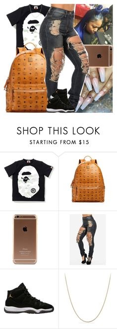"""Untitled #1536"" by msixo ❤ liked on Polyvore featuring MCM and David Yurman"