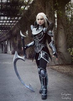 Calypsen Cosplay ♥ Throwback Thursday! My Diana cosplay from League of Legends Cosplay made by me Calypsen Cosplay Photo by Made by Dobrochna Picture taken during Hall of Games 2014