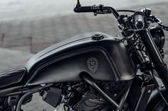 flying-phantom1  - Flying Phantom: all black customized Yamaha - Manify.nl