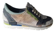 Made in Italy sneaker shoes for ladies, by Clocharme