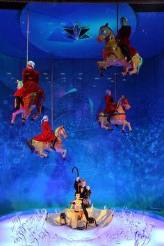 Theme: Cirque du Soleil: Worlds Away