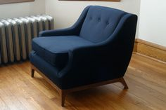 $450 I think this chair is superb in every way! I need to save my pennies! via Flotsam Furniture on etsy.