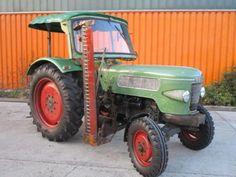 - Fendt Farmer 2 - Erstzulassung 28.12.1965 - Höchstgeschwindigkeit 30 km/h - Verdeck -...,Traktor Fendt Farmer 2, Schnellgang, Bereifung + TÜV neu in Bayern - Stetten