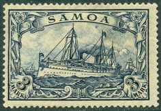 German Colonies - Samoa