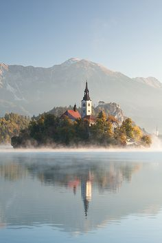 Bled, Slovenia | BART HEIRWEG - LANDSCAPE PHOTOGRAPHY