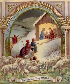 As we were told in the book of Genesis, the Lord God would provide the Lamb...