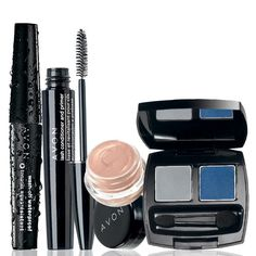 FACEBOOK FAN FAVORITES: GET ALL 3 FREE WITH ANY $50 ORDER. USE CODE: FBFAVE www.youravon.com/tinishamcgee   Get an eye-full of color! Prime lashes and lids before applying makeup for a professional, high-impact look. A $29 value.