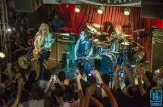 2015 LIVE in SOUTH AMERICA - Saturday, August 15th, 2015 - Bar da Montanha - Limeira, Brazil - Photo: KUBO Metal
