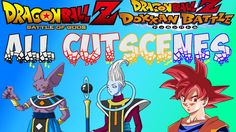 DragonBall Z Dokkan Battle of Gods All Cutscenes