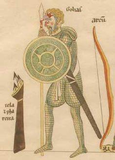 Hortus Deliciarum, 1185