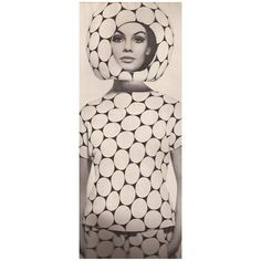 Arty Farty Friday Mary Quant featuring and polyvore,