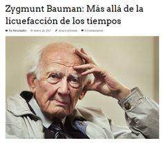Zygmunt Bauman : más allá de la licuefacción de los tiempos / @jotdownspain   #nosólotécnicaBUPM