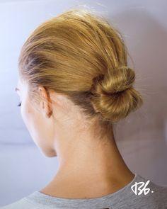 Spring/Summer Fashion Week. Hair by Bb. Stylist Rolando Beauchamp. fashionweek #fashion #hair #bumbleandbumble #bun #style