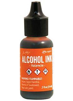 Ranger - Tim Holtz Alcohol Ink .5Oz - Valencia