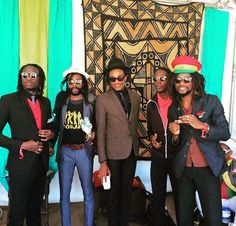 No-Maddz Jamaica: learn more about this talented dub-poetry music group now on KingstontoLA!