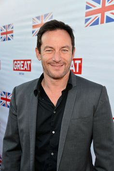 Actor Jason Isaacs attends the GREAT British Film Reception at British Consul General's Residence on February 22, 2013 in Los Angeles, California.  ---- hubba, hubba.  He's smoking hot!