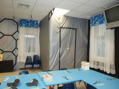 agency d3 vbs decorating ideas | Topic: Lifeway Agency D3 VBS 2014 decoration ideas