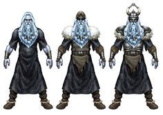 Frost Giant Armor by ~Brenze on deviantART