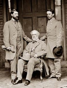 Robert E. Lee and sons