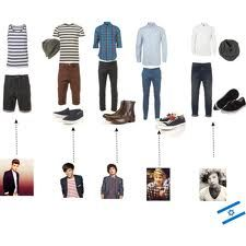 One Direction Clothes for Girls!(: