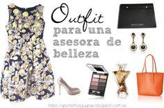 A Ponernos Guapas: Outfit para una asesora de belleza