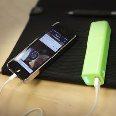 USB Wall Charger & Portable Battery Pack