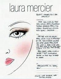 Image result for laura mercier face chart