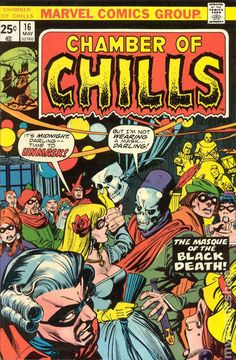 Chamber of Chills (1972 Marvel) 16