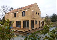Maison bois Cernay PARIS Ile de France 75 ALSACE Haguenau Levallois
