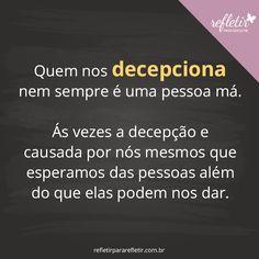 #frases #decepção #para #refletir @refletir