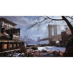 My only screenshot from The Division so far! I'll play it later today!👌 ➖ Use my hashtag for a possible feature: ➖ Gaming Computer, Brooklyn Bridge, Golden Gate Bridge, Gta, Division, Playstation, Video Games, Explore, Photo And Video